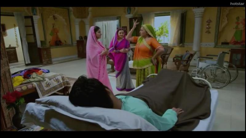 СТЛ.Серия 1401.Сандья и Бабу танцуют,чтобы поднять настроение Сураджу