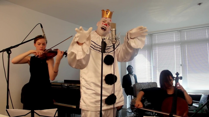 Scott bradlee's postmodern jukebox ft. puddles pity party - chandelier (2014)