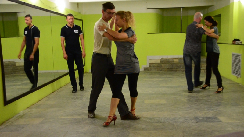 Аргентинское танго в Вологде - La Vida del Tangо, vk.com/tango.club