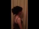 Вечерняя причёска от Юли
