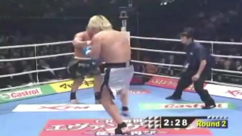 WAR of TITANS in MMA Part 2