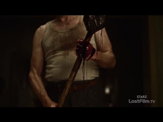 Озвученная фичуретка к 1 сезону «Американские боги». LostFilm.TV
