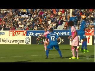 Renan Bressan nice free-kick goal