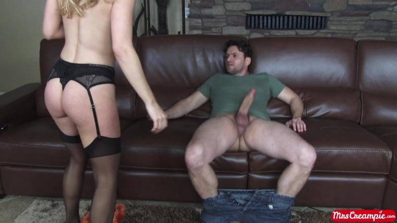 Ashley Fires [HD 720, all sex, MILF, creampie, lingerie, new porn 2016]