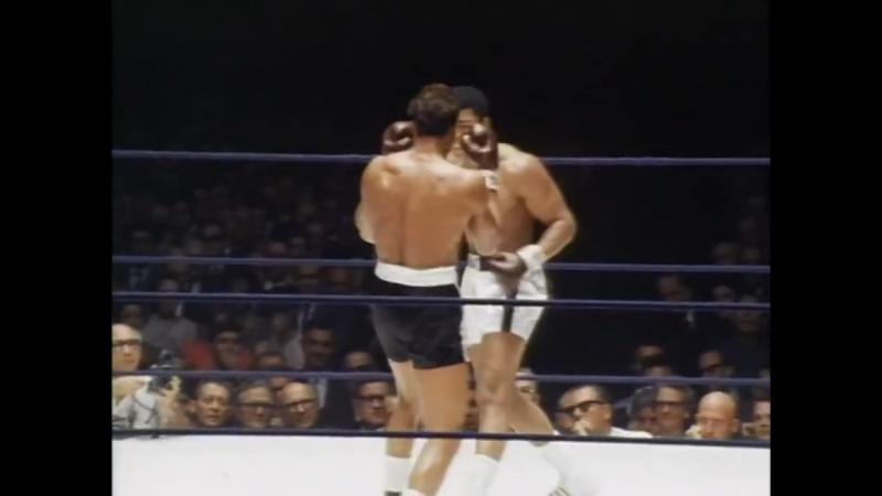 1966-11-14 Muhammad Ali vs. Cleveland Williams