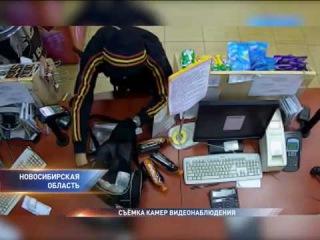 Полицейские задержали нападавшего на автозаправки грабителя