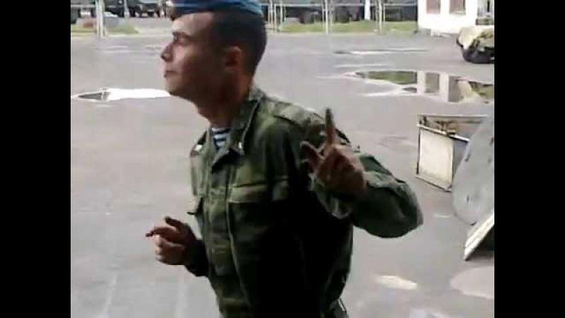 ВДВшник КВНщик - отжигает Руслан Мушарапов