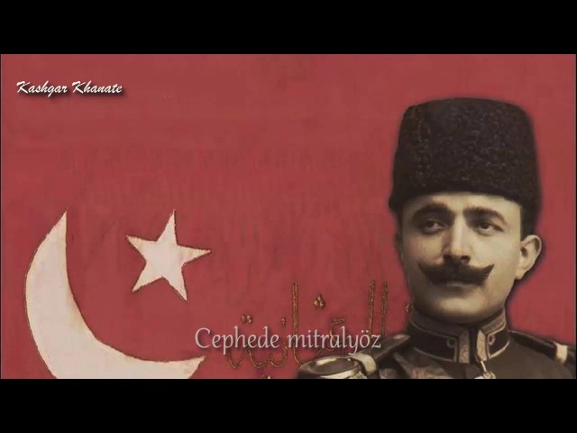 Enver Paşa Marşı Hoş Gelişler Ola Kahraman Enver Paşa