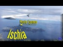 4K The volcano Epomeo in Ischia Italy