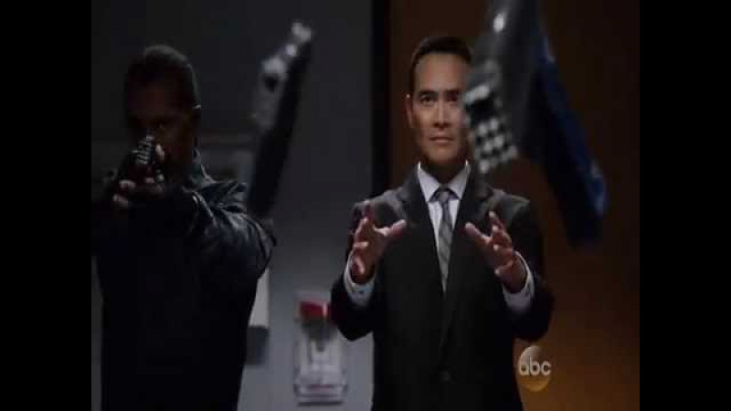 Agents of S.H.I.E.L.D. | [3x08] | Bobbi (and Hunter) vs A.T.C.U. agents and R. Giyera