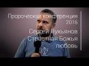 Сергей Лукьянов Страстная Божья любовь