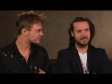 I Origins Interview - Michael Pitt and WriterDirector Mike Cahill