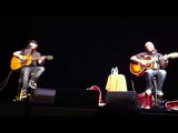Corey Taylor (Slipknot) and Aaron Lewis (Staind) . Alice in chains -Down in a Hole and Pearl Jam  Black covers