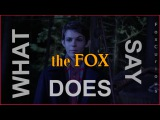 Peter PAN - the FOX ouat