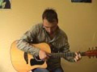 Ветер перемен - (Мэри Поппинс) фингерстайл кавер на гитаре