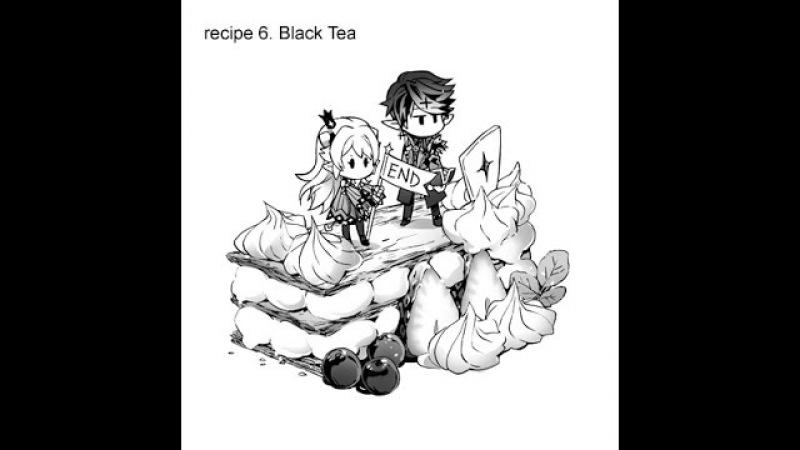 Elsword Voice Webtoon Company LuCiel's Tea Time episode 6 [END]