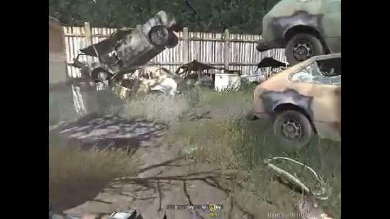 Прохождение Call of Duty 4: Modern Warfare — Часть 10: Грехи отцов