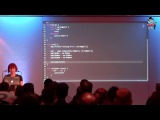 Golang UK Conf. 2016 - Liz Rice - What is a container, really? Let's write one in Go from scratch