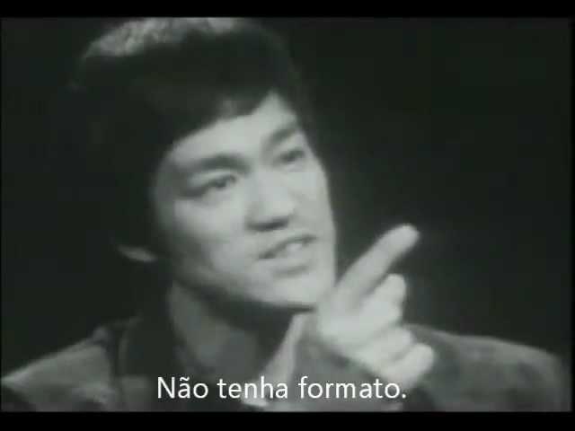 Seja água meu amigo - Bruce Lee [Legendado]