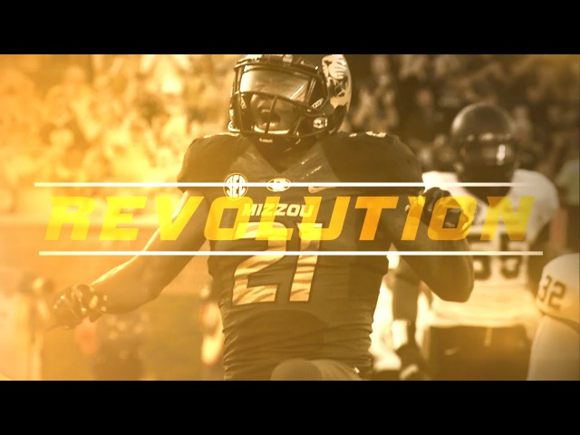 Mizzou Football| REVOLUTION |
