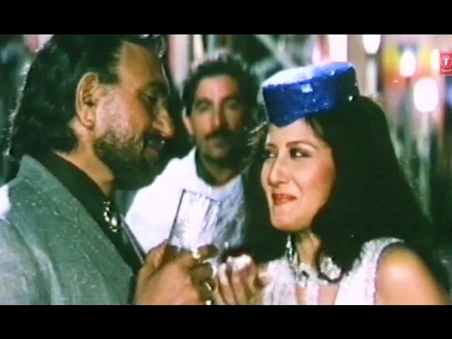 Raat Bhar Jaam Se Full HD Song | Tridev | Sunny Deol, Sonam