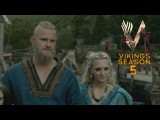 Vikings Season V Trailer | HD |