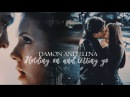 Damon Elena - Holding on and letting go