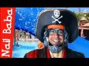 Çocuk Havuzu yaz eğlencesi Aqua Park oyuları Su Parkı KORSAN maceramız Çocuk videosu