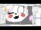 Speedpaint FNaF Selfie Toy Chica and Mangle