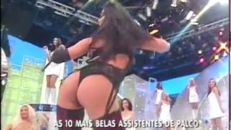 Suzana Alves tiazinha - A punheta garantida dos anos 90