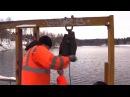 Будет ли пляж? Плотина на реке Синичка нуждается в ремонте