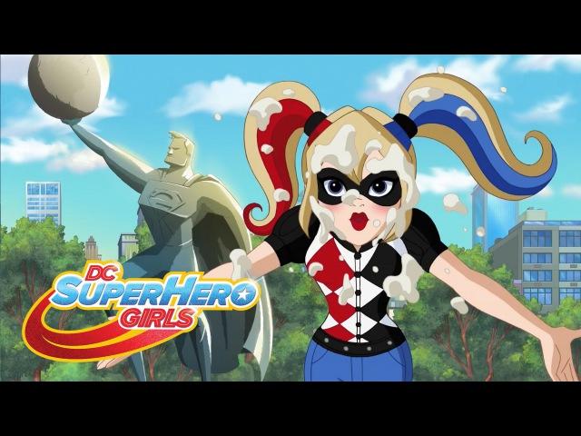 Герой Месяца: Харли Куинн   Эпизод 205   DC Super Hero Girls