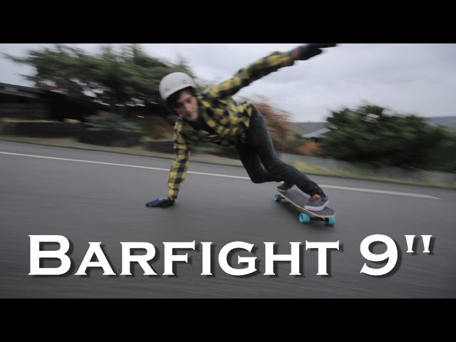 Scrapyard (Barfight 9) - Omen Longboards