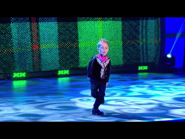 5 yr old Oscar melts hearts with his Irish Dancing | Little Big Shots
