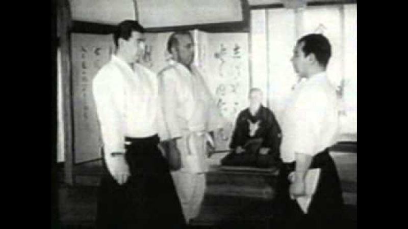 Aikido - Morihei Ueshiba and Aikido - Rendez-Vous with Adventure