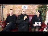 Interview mit SOLAR FAKE, Dresden Reithalle (27.02.2016)