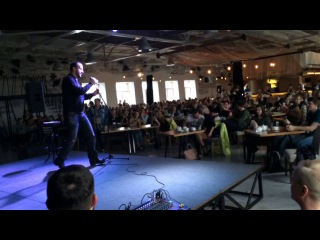 Закулисье Stand-Up Petersburg | Stand-Up Фестиваль | Второй конкурсный день и Сольник Руслана Белого