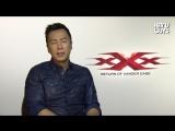Donnie Yen Exclusive Interview - xXx  Return of Xander Cage