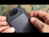Solar Charger Back Up for Smart Phones in SHTF