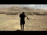 Сериал Рим. Сцена смерти Брута 1