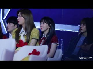 [Fancam] 170114 Wendy @ 31st Golden Disk Awards