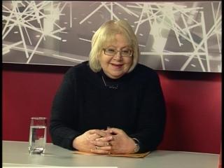 Нина Мазур - драматург, театральный критик - в программе Вечер во Владимире