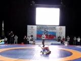 Первенство России по греко-римской борьбе г.Омск - 42 кг за 1 место