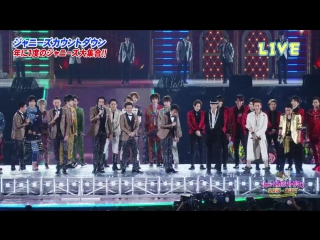 Johnny's medley (Johnny's Countdown 2016-2017)medley