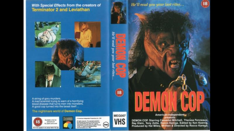 Демон-полицейский /Demon Cop (1990)