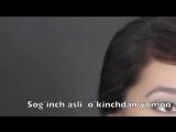 Dildora Niyozova - Soginganlarim (karaoke)