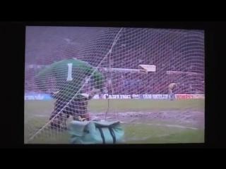 Manchester United - Arsenal 1:1 02.04.1989