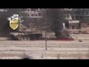 Расстрел экипажа танка в Сирии +18