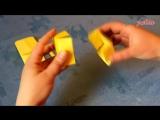 Очень красивый и интересный оригами портфель)))(скоро будет книжка)
