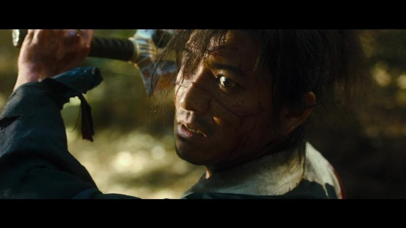 Второй трейлер к лайв-экшн фильму Blade of the Immortal (Клинок Бессмертного)